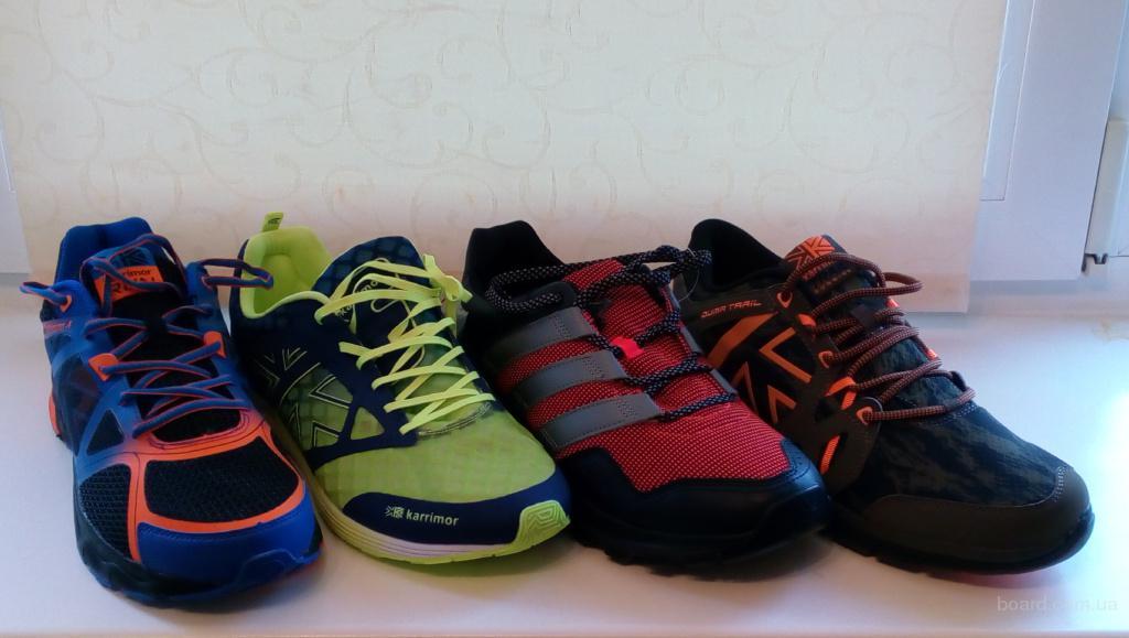 Кроссовки новые Adidas, Karrimor, р.43, лето, Nike, Puma