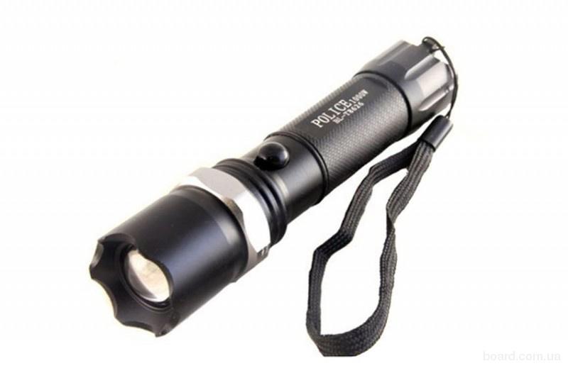 Купить.Тактический фонарик Bailong 1000W BL-T8626 Power Стиле