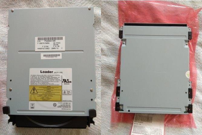 Продам новые IDE DVD-RW Loader BDR-L08
