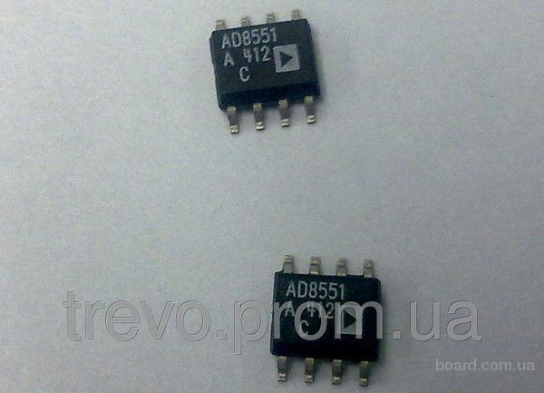 AD8551ARZ SOIC-4