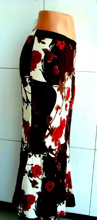 Юбки летние из натуральной ткани (штапель) новые по 20 грн. 3 расцветки. В связи с закрытием оптового склада, распродаем в розницу по оптовым ценам!