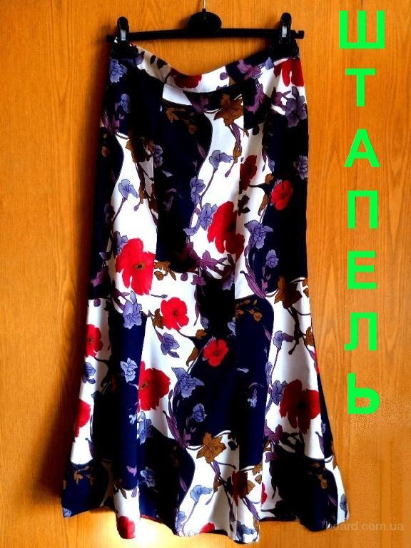 №1.юбка польская из натур ткани 25-35 гр
