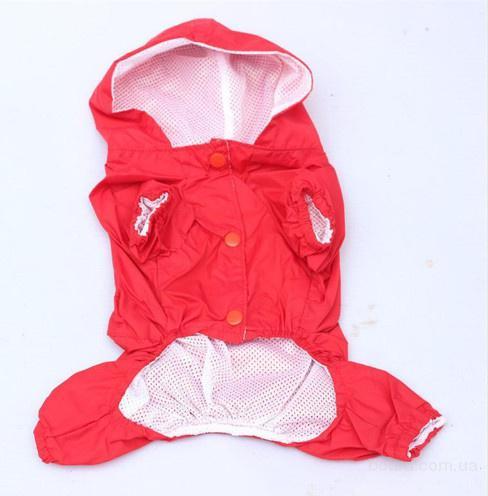 Новые водонепроницаемые дождевики / плащи с капюшоном для Ваших домашних любимцев.