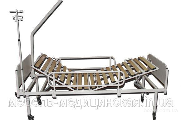 """Медицинская кровать функциональная трехсекционная ЛМБ-ІІ """"Шанс"""""""