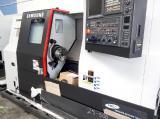 Токарный обрабатывающий центр с чпу станок PL-25 есть на складе 16М30