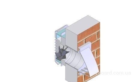 Умная автономная энергосберегающая вентиляция