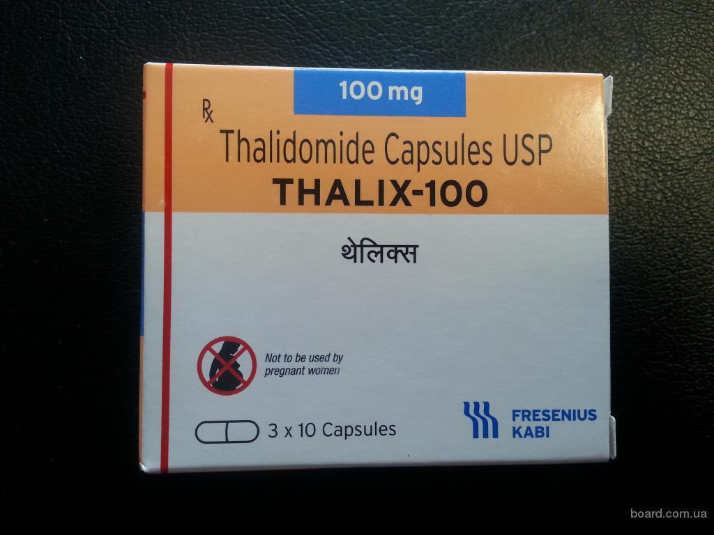 Талидомид (Мирин)