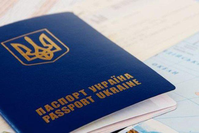 Паспорт Украины. Загранпаспорт. Свидетельство о рождении