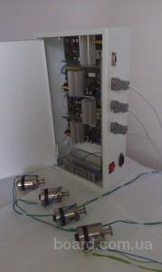 Ультразвуковые пьезоэлектрические распылители с возбуждающим генератором.
