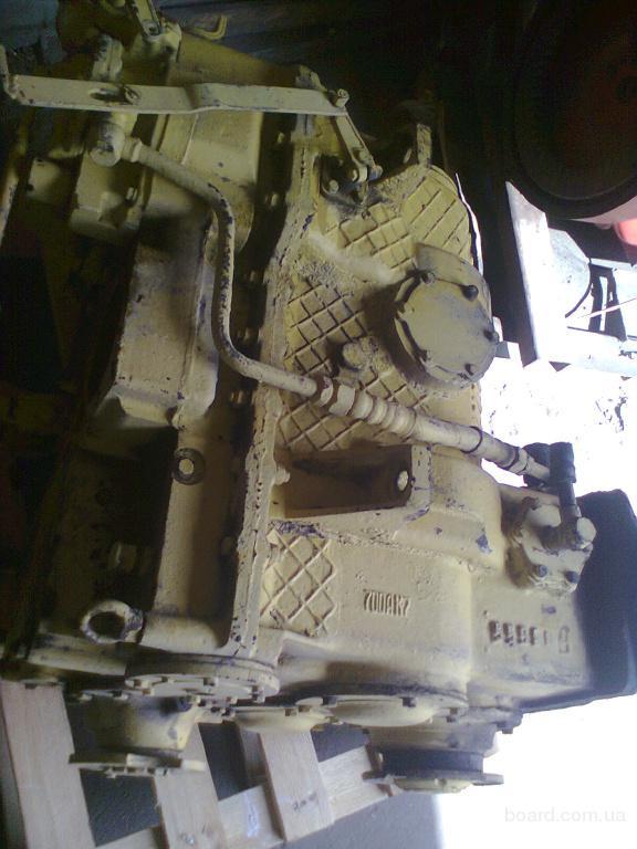 Коробка передач (КПП) бульдозер Б10М Трактор Т-170-