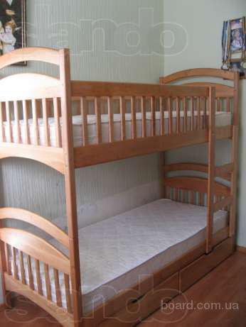Двухъярусная кровать Карина -от производителя -высокое качество -низкая цена!