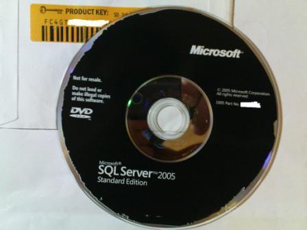 Продам лицензионный диск серверного программного обеспечения