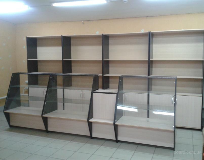 Изготовление торгового оборудования под заказ.