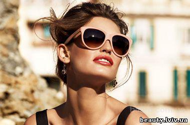 """Про сонячні окуляри на порталі """"Культ краси"""""""