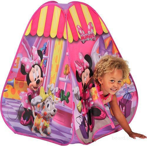 Купить детскую палатку в интернет-магазине Mnogoigr.