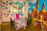 День рождения, аниматоры, дети 2-10 лет, детская игровая комната, Лабиринт. Новая Дарница
