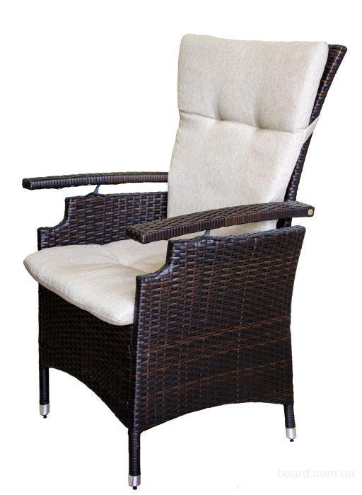 Кресло из искусственного ротанга Германия