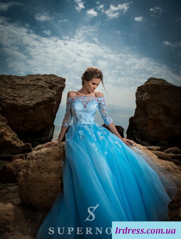 Роскошные вечерние выпускные платья купить с примеркой Киев
