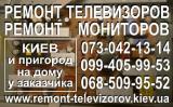 Телемастер Киев и пригород, на дому у заказчика