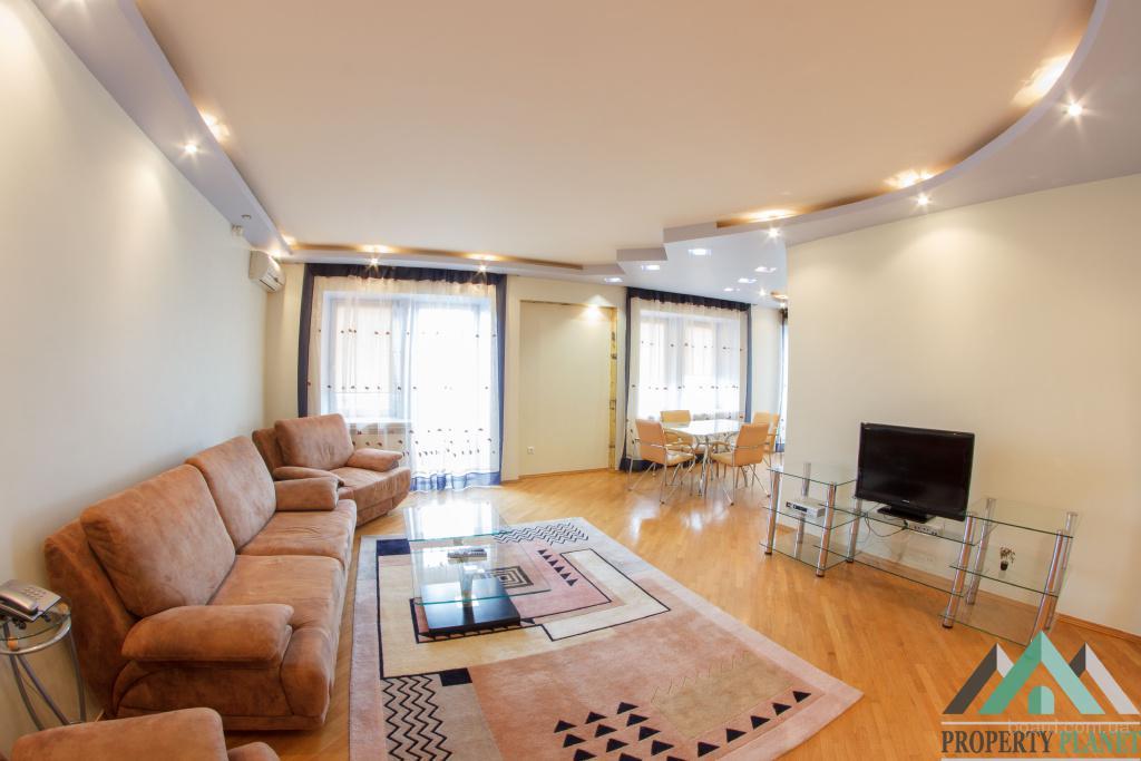 Аренда 3х комнатной квартиры на Оболонских липках