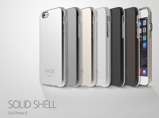 Чехол-накладка от фирмы ZENUS для Iphone