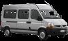 Транспортні послуги. Пасажирські автоперевезення  мікроавтобусом
