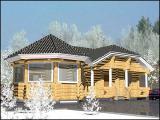 Деревянные дома вся Украина