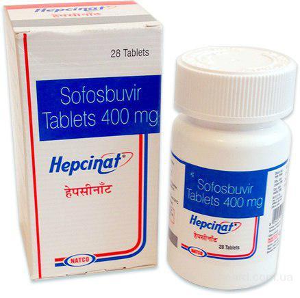 Препарат для лечения гепатита С