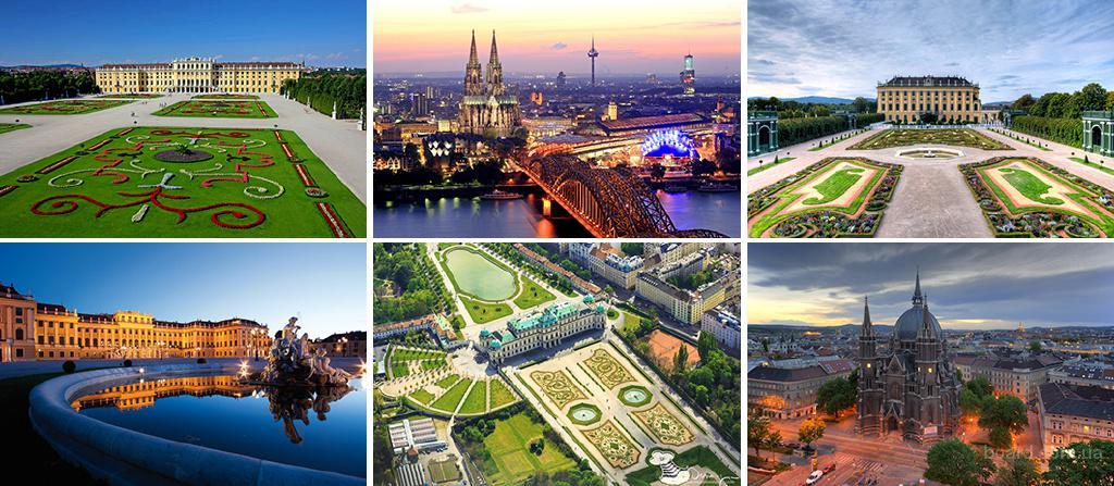 Зарубежная деловая поездка по странам Европы