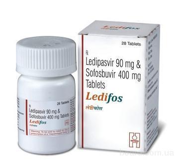 Ледифос - доступное лекарство от Гепатита С