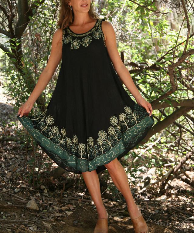 Платье универсального размера
