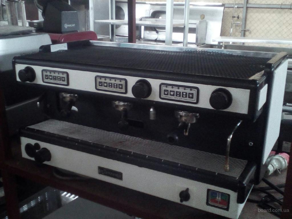 Профессиональная кофемашина La Spaziale New EK  3 GR бу