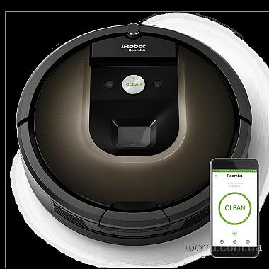 Робот-уборщик iRobot Roomba 980