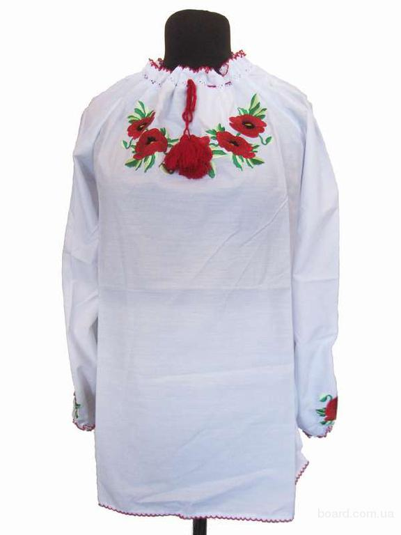 "Блуза ""Еко-маки"""