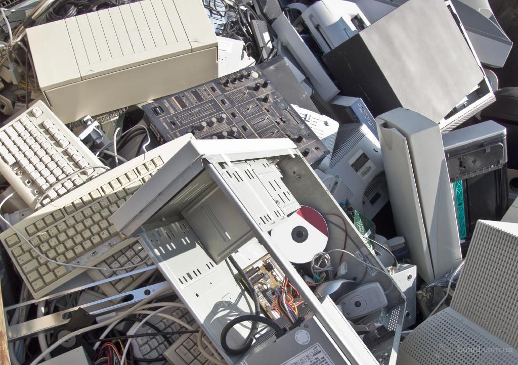 Купим и вывезем компьютеры, офисную и бытовую технику в любом состоянии !