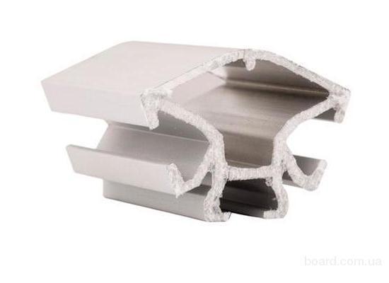 Алюминиевый торговый профиль 3084