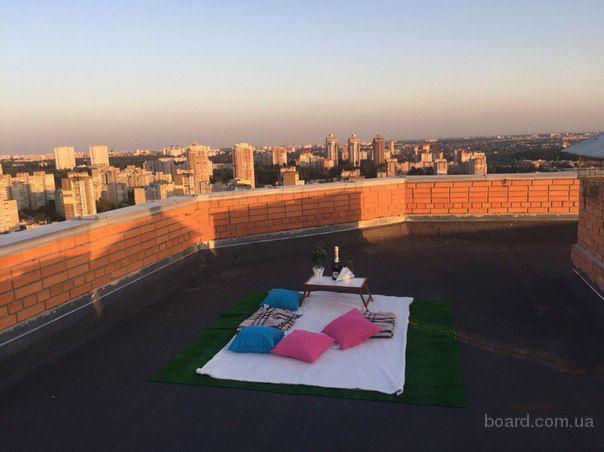 """Свидание на крыше """"Романтик"""""""
