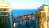 Шикарная квартира с панорамным видом на море.