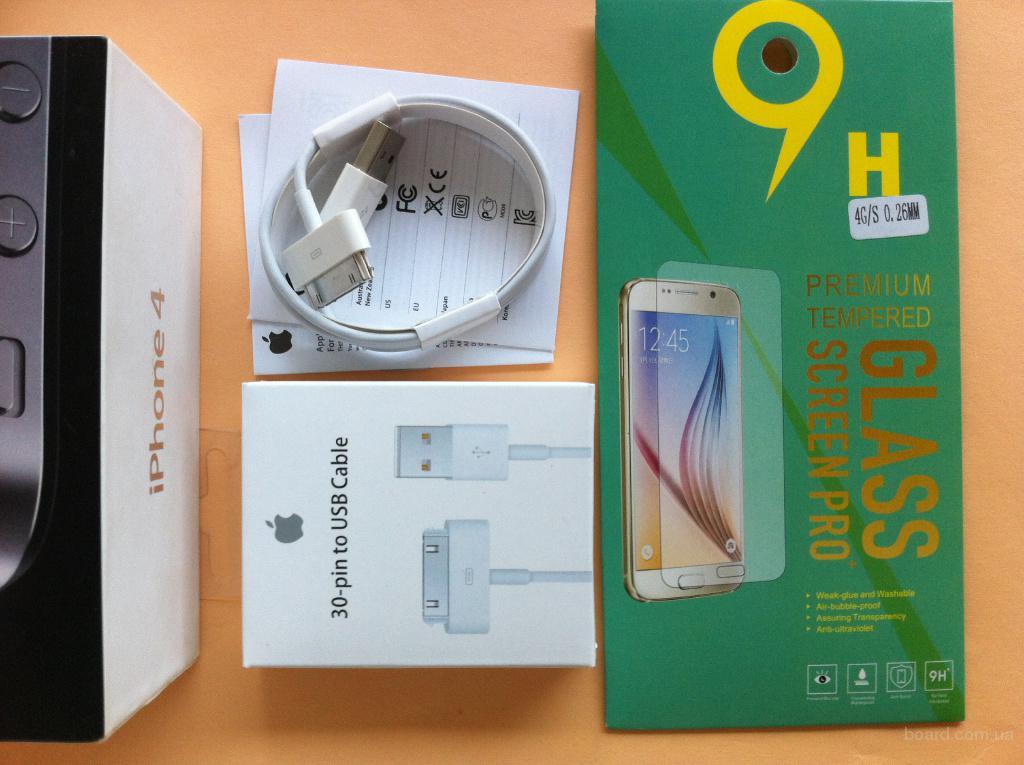Usb кабель iPhone 3/3G/4/4s 30pin зарядка шнур юсб айфон 4 + Подарок