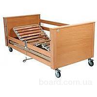 Кровать функциональная с электроприводом «Sofia» 90 см