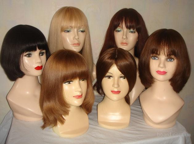Натуральные парики