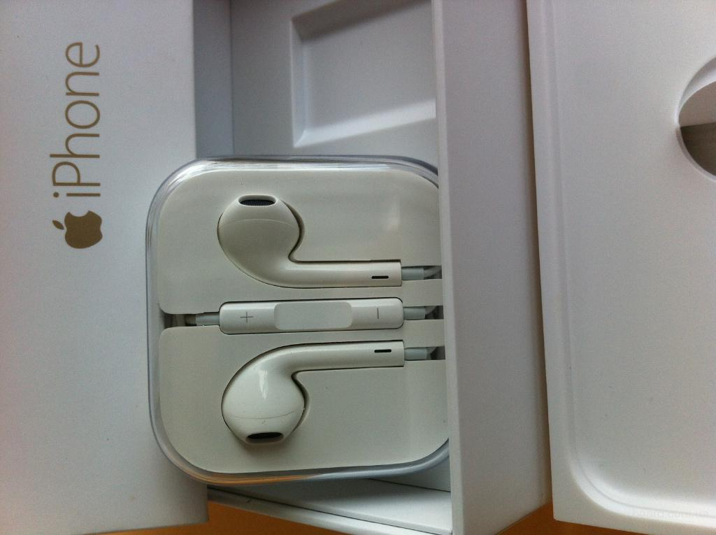 Наушники Apple Earpods iphone 4 5 5s 6 гарнитура айфон наушники earpods