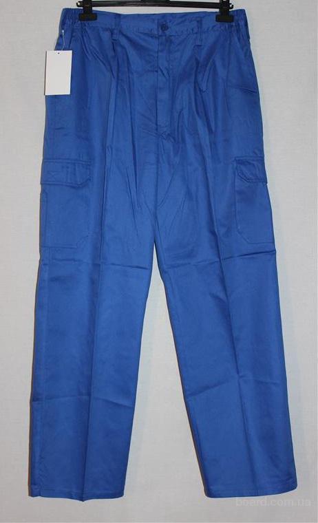 Качественные рабочие штаны (L)