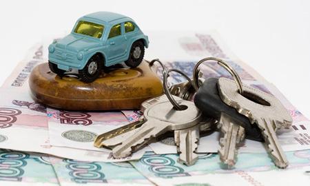Кредити готівкою під заставу авто