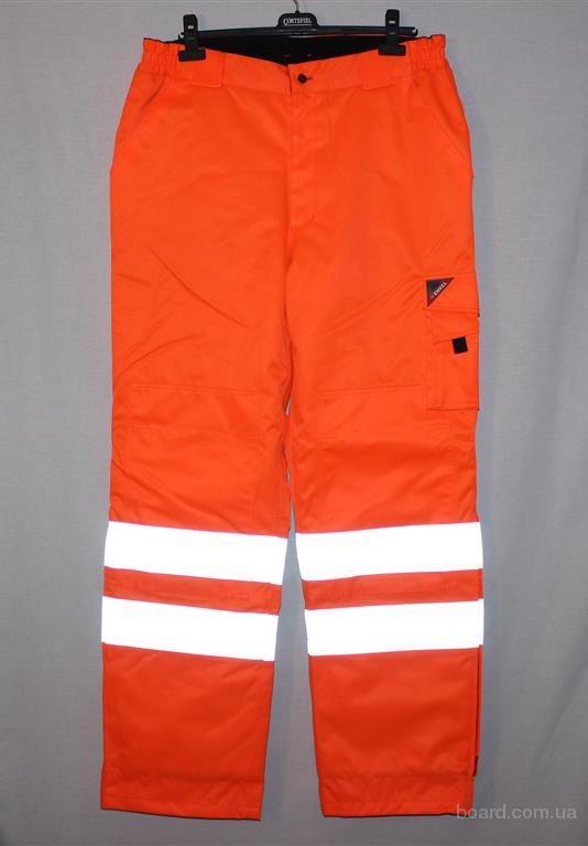 Утепленные рабочие брюки для СТО (L)
