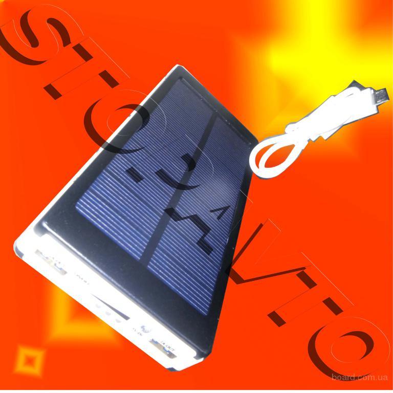 Power Bank SoLar Charger 25000 солнечная батарея ОписаниеХарактеристикиПодобные товары