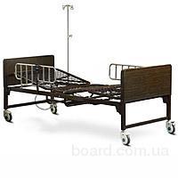 Функциональная кровать LFE 2-3 с электроприводом