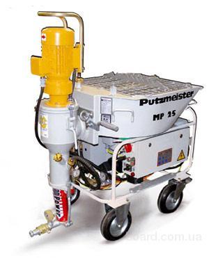 Продам новую штукатурную станцию Putzmeister МР25 mixit (Германия).