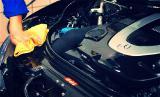 Сухая мойка двигателя без разборки