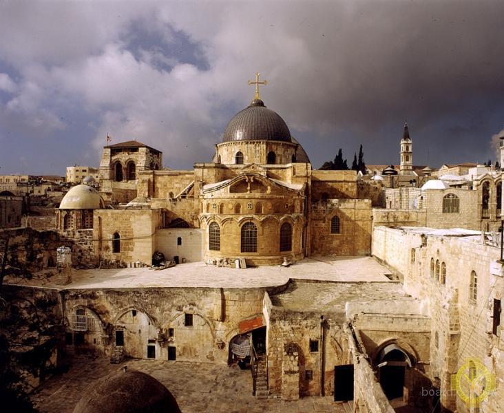 Паломническая поездка в Израиль 1-7.10.16 на 6 дней